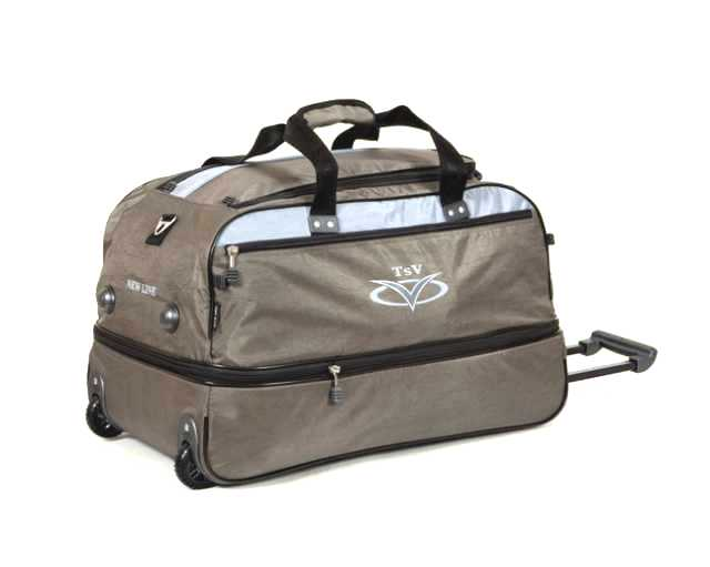 сумка чемодан на колесах - Сумки.